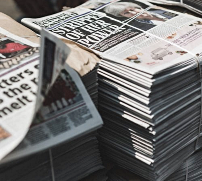 MEDIA LITERACY EDUCATION IN NEWSPAPER AND MAGAZINE