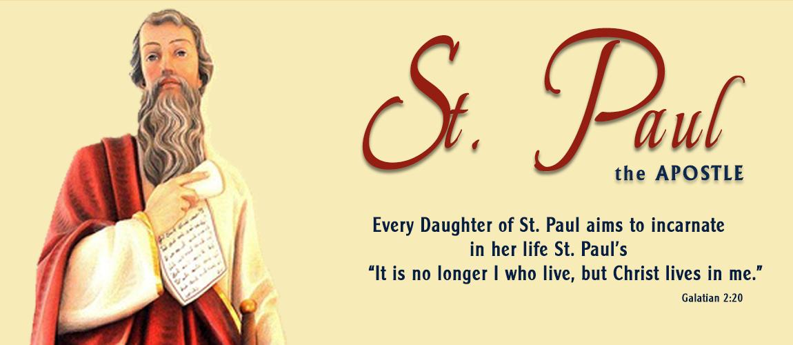 ST. PAUL - BANNER 1
