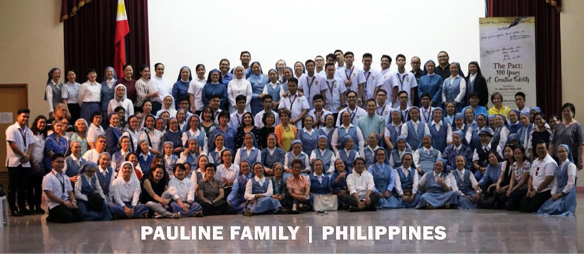 Pauline Family1